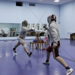 Олимпийский вид спорта - фехтование на саблях – интеллектуальный и безопасный спорт.