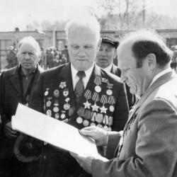 Бугров Иван Гурьевич