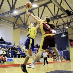 Детско-юношеская спортивная школа по баскетболу