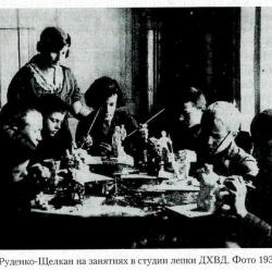 Щелкан-Руденко Татьяна Васильевна