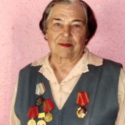 Казанцева Евдокия Васильевна