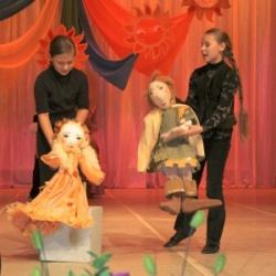 Кукол из лыка и бересты представляют на фестивале «Золотой ключик».
