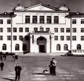 Летопись Дворца пионеров и школьников им. Н. К. Крупской